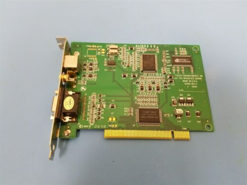 FOCUS ENHANCEMENTS TVIEW GOLD PCI FRAME GRABBER IMAGING PCI CARD 10095