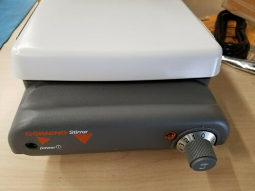 New Corning Laboratory Magnetic Stirrer PC-410