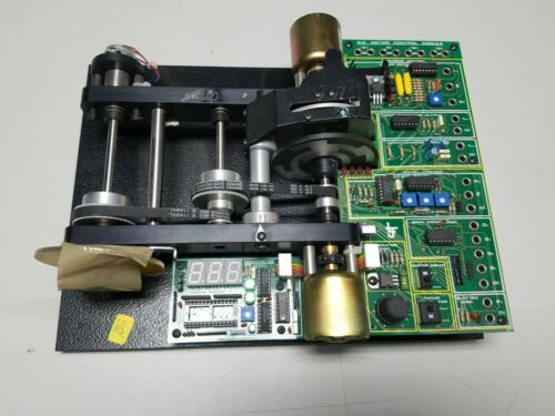 L.J. Technical Systems DC Motor Control Module TF150