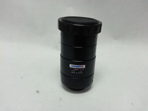 COMPUTAR VARI FOCAL T8Z0516 CS 5-40MM F1.6 TV LENS