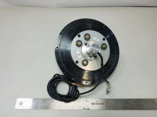 AST High Performance Flat Disc DC Servo Motor With Tacho & Encoder KN16M4T