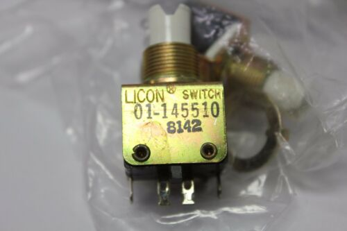 Licon Pushbutton Switch 01-145510