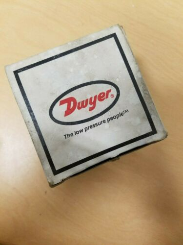 DWYER Series 1800 PRESSURE SWITCH 24-190035-10
