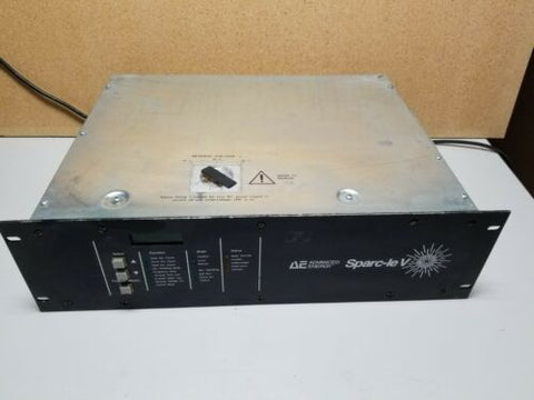 Advanced Energy Sparc-le V Pulsing Power Supply 3152330-013 A
