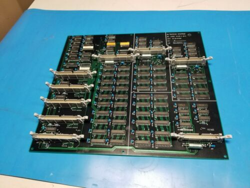 Ultratech Stepper 5 Axis Laser Distribution Board 03-20-01926 Rev. C