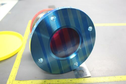 ISO/ASA HIGH VACUUM VERTICAL TUBE FLANGE FITTING STAINLESS STEEL (S19-T-51G)