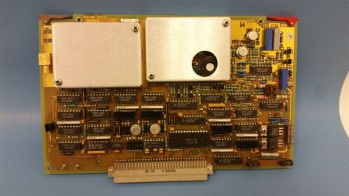 HP/AGILENT DS3 TRASNMISSION TEST SET CIRCUIT BOARD 03789-60012