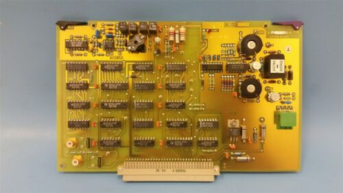 HP/AGILENT DS3 TRASNMISSION TEST SET CIRCUIT BOARD 03789-60007