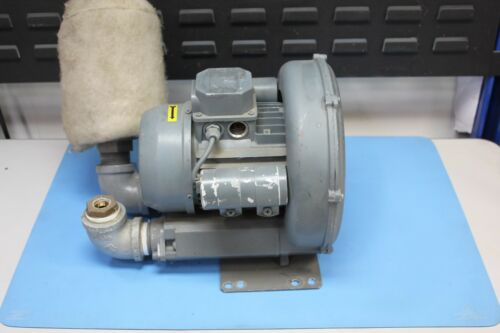 Effepizeta SCL V3 Regenerative Blower Induction Motor 0.75 HP 115V