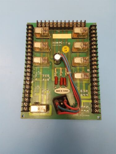 3om Pc-2 Cnc 818h Pc Relay Board Pcb