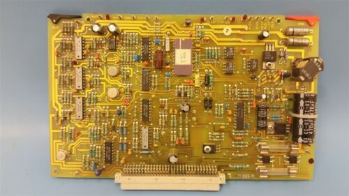 HP/AGILENT DS3 TRASNMISSION TEST SET CIRCUIT BOARD 03789-60003