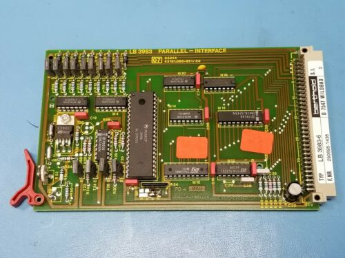 Berthold LB3983-6 Parallel Interface Board