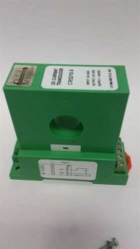 CR MAGNETICS DC CURRENT TRANSDUCER CR5210-5