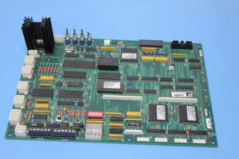 York Chiller Processor Circuit Board 031-01095-002 Rev. D