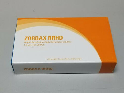 Agilent Zorbax RRHD Eclipse Plus C18 UHPLC HPLC Column 959757-902 2.1x50mm
