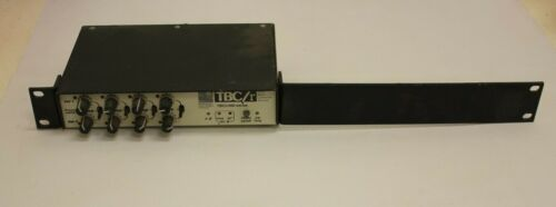 Broadcast Electronic Services TBC/R TBC/R300 Time Base Corrector Remote
