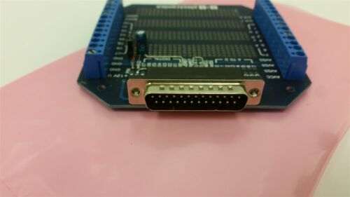 B&B ELECTRONICS TERMINAL BLOCK BOARD FOR SPIO DAPB1