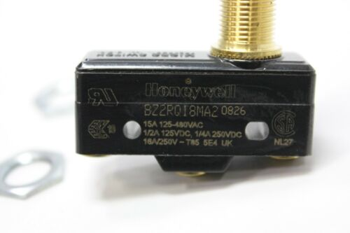Honeywell Micro Switch Large Basic Snap Action Switch BZ2RQ18MA2