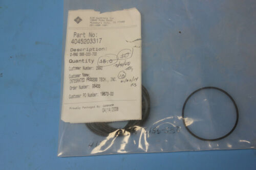 10PCs Eim Controls 4045203317 568-033-70D O Rings