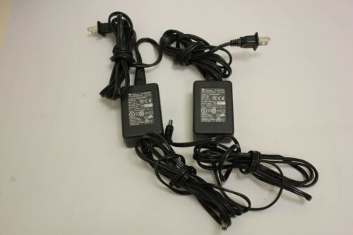 (2) Texas Instruments AC 9920 AC Adapter Power Supply