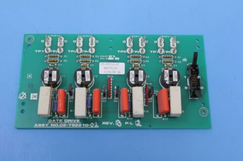 Kalex Gate Drive Circuit Board 02-792210-02 Rev. B P/L 2