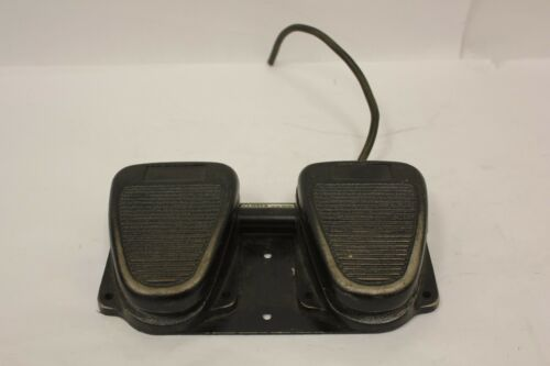 Clipper Linemaster Twin Foot Switch 632-S Electrical Pedal #2