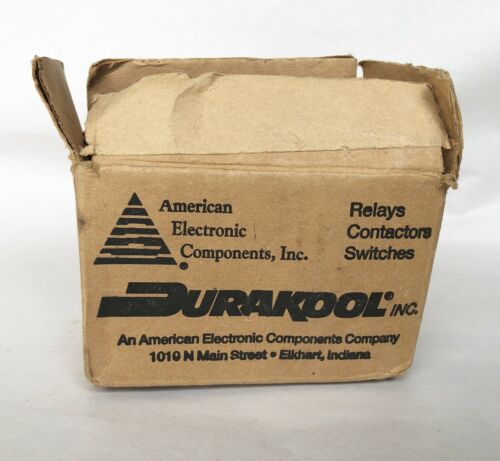 Durakool Mercury Relay Device #BFC-722