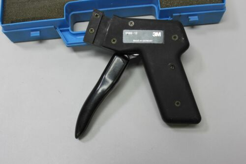 3M Crimp Tool Hand Crimper 3586-12 With SHG 3624-10 Head In Case
