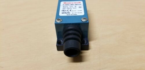 Honeywell VL Cross Roller Plunger Mini Limit Switch 5A 250VAC SZL-VL-E