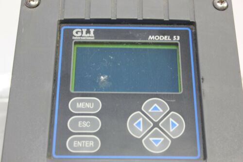 GLI/Hach Model 53 pH Analyzer P53A4A1N