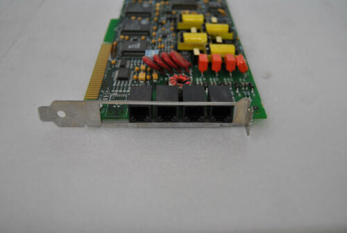 GE MARQUETTE MUSE CV 4 PORT MODEM COMMUNICATION CARD 800116-001(S9-1-35D)