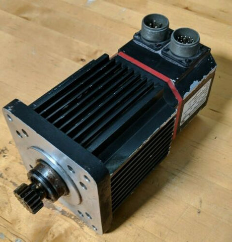 Reliance Electro-Craft S-4030-P-H00AX Servo Motor 4000RPM 240V 1.5HP 0-200Hz