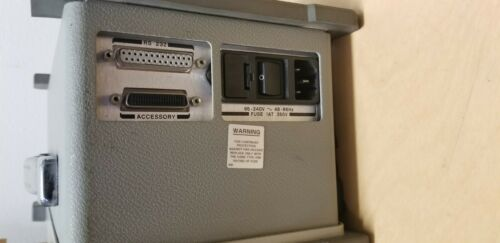 HP 37701B T1/Datacom Tester With Option 001