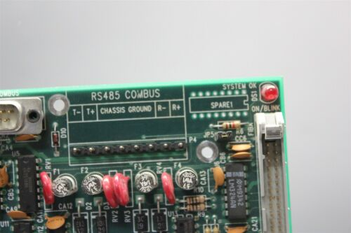 Digi-data Circuit Processor Interface Board Mcb9 Mcb-9