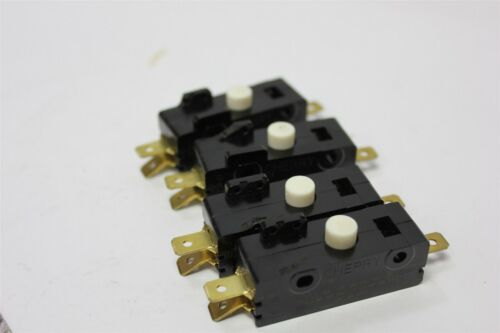 4 CHERRY HINGE LEVER SNAP ACTION MICRO SWITCH E13-00H0