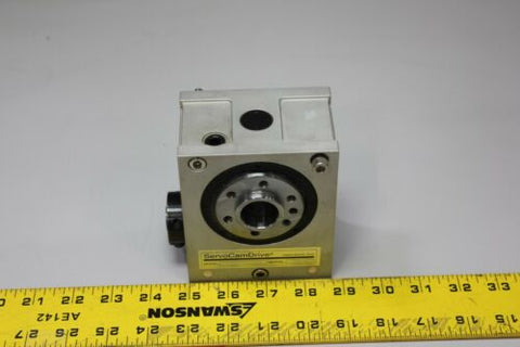Yangheon ServoCamdrive Rotary Cam Drive Reducer Positioner Servo Indexing drive