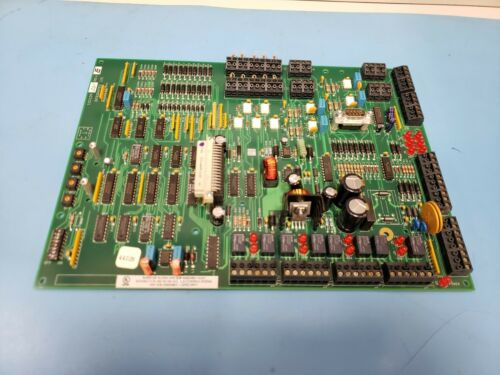 GE Interlogix Casi Rusco 110139-001 Rev E Integrated I/O Board 470666001