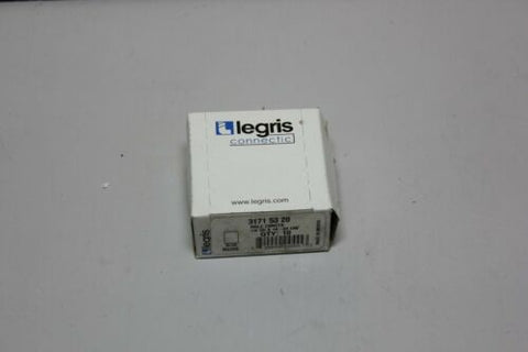 10 New Legris Pneumatic Male Connector Fittings 1/8OD x 10-32 UNF 3171 53 20