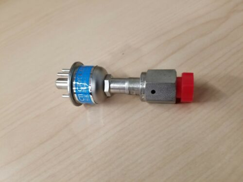 CTI Cryogenics Thermocouple TC Gage-VCR 8112105 4 Pin Vacuum