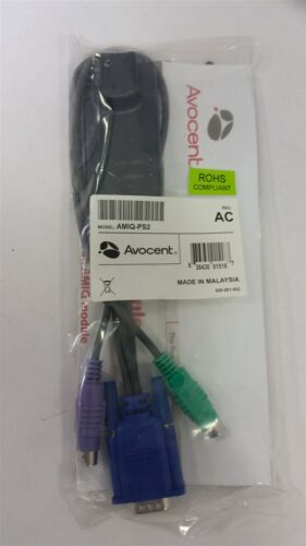 AVOCENT KVM SERVER INTERFACE CABLES MODULE AMIQ-PS2