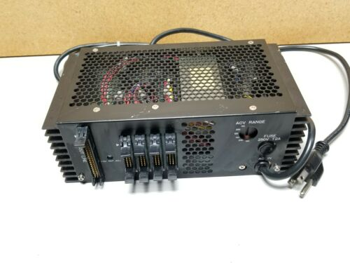 Aera Mass Flow Controller Power Supply PS-94U