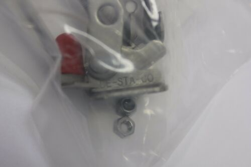 DE-STA-CO Destaco Horizontal Pull Action Latch Clamp 323-SS Stainless Steel