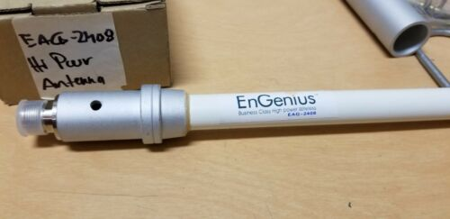 Engenius High Power 8dbi Indoor/Outdoor Omni Directional Antenna EAG-2408