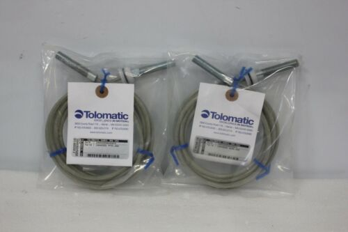 2 TOLOMATIC CABLE ASSEMBLIES 10049355 SK96.000