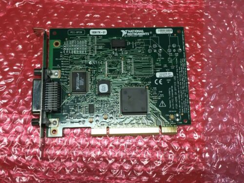 National Instruments 183619C-01 183617K-01 GPIB PCI Interface Card