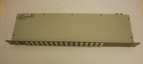 LEITCH 32x1P Panel switcher control module router routing unit