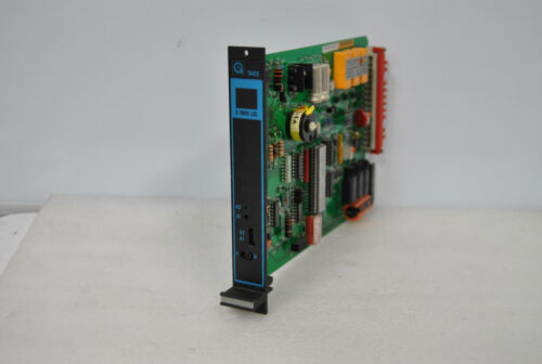 General Monitors/msa O2 Monitor Gas Trip Amplifier Module Ta102