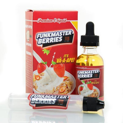 Funkmaster Berries Flakes e Juice
