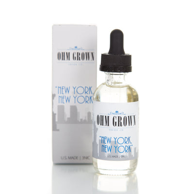 OHM Grown Vapor - New York, New York - Flavors Direct - 2
