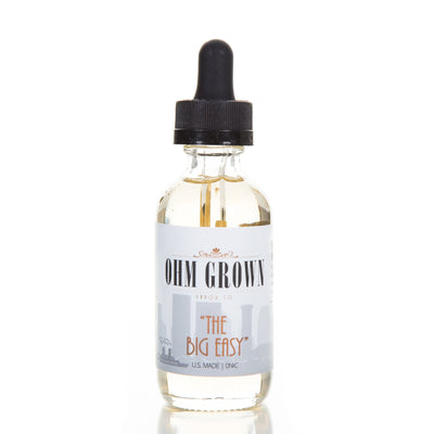 OHM Grown Vapor - The Big Easy - Flavors Direct - 1